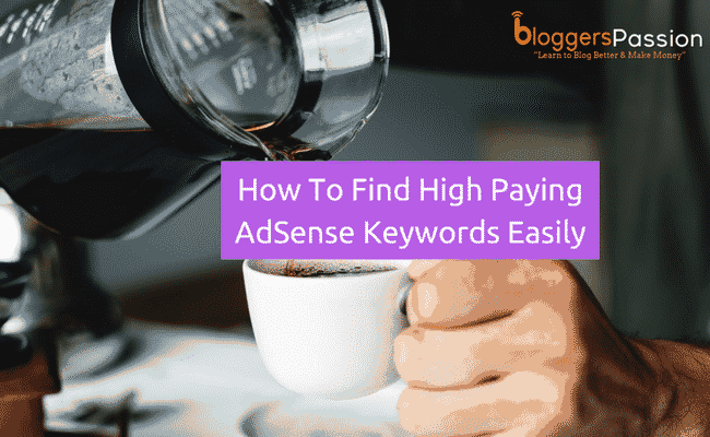 high paying adsense keywords