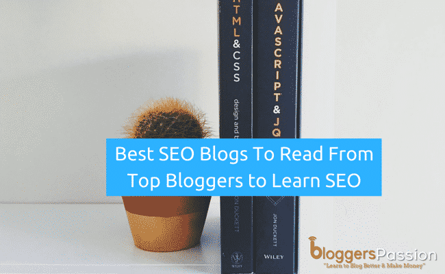 best seo blogs for 2018