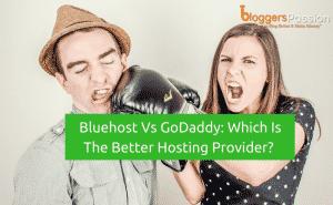 bluehost vs godaddy