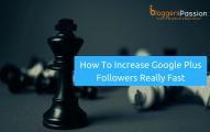 Google Plus Tips: 15 ways to Increase Google Plus Followers