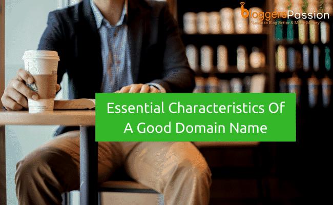 Good Domain Name