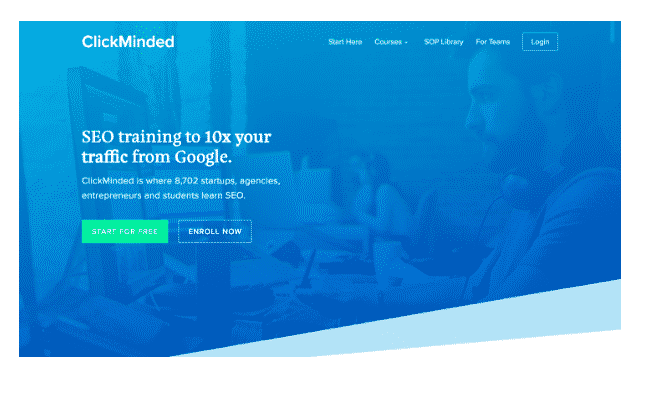clickminded seo training