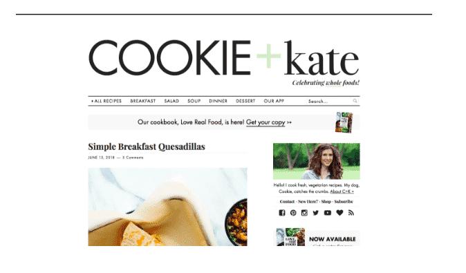 cookie kate