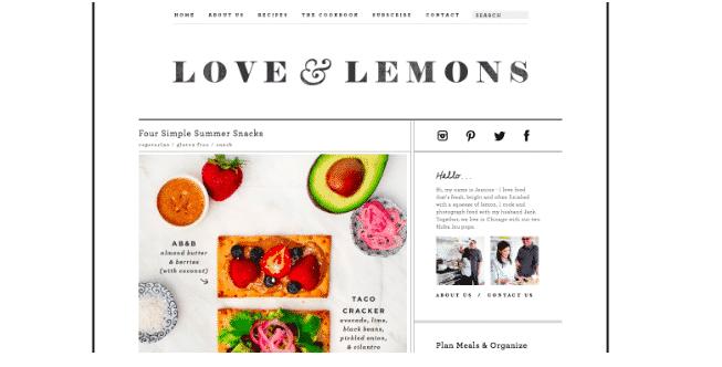 Love And Lemons