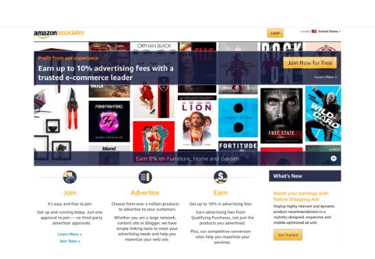 amazon network