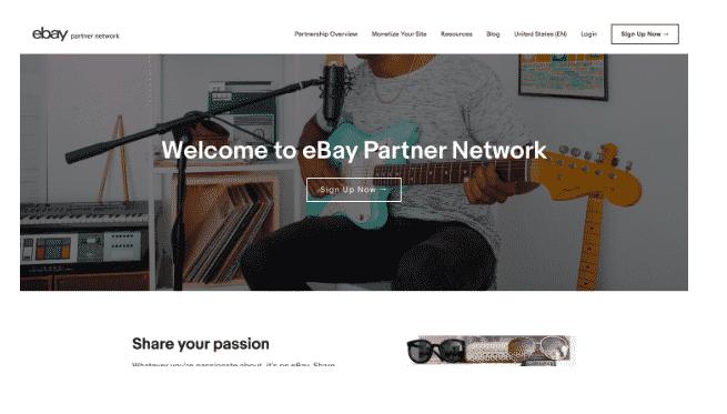 ebay network