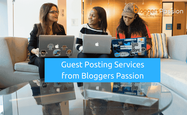Guest posting services
