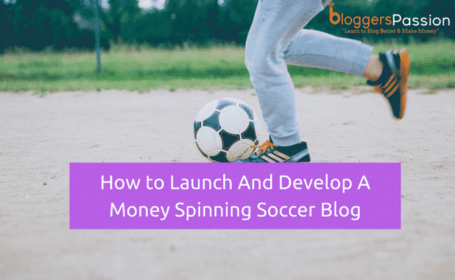 Money Spinning Soccer Blog