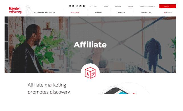 rakuten affiliate program