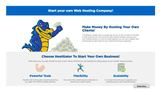 reseller hostgator hosting