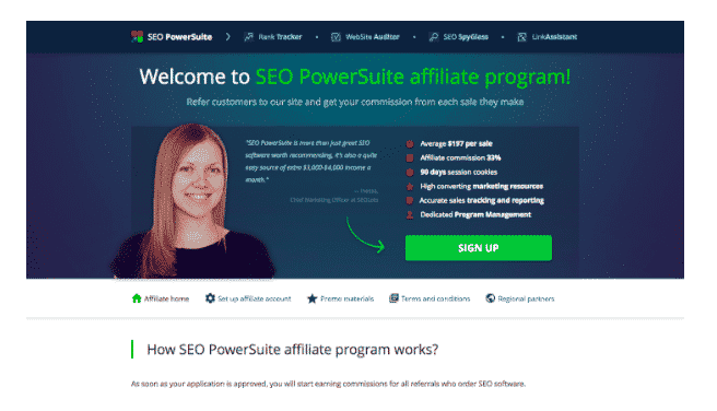 seopowersuite program