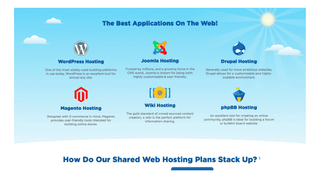 shared hostgator hosting platform