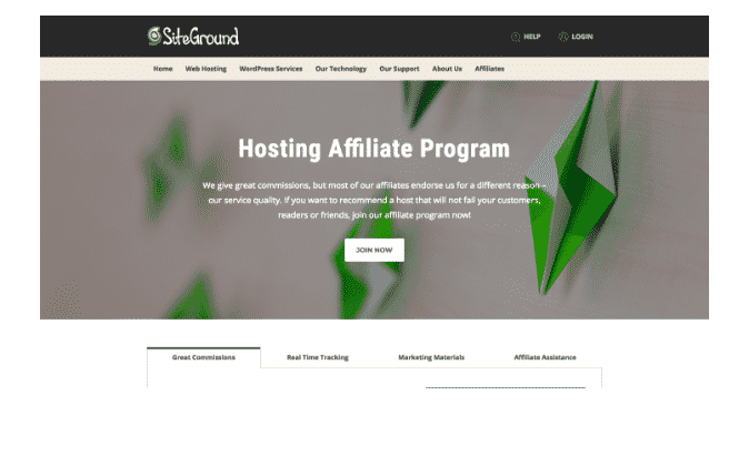 siteground program