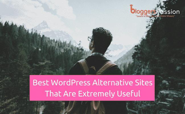wordpress alternatives in 2019