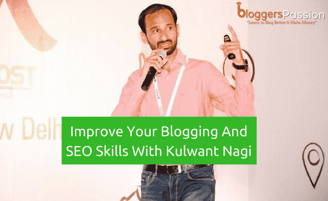 Kulwant Nagi Interview by Anil Agarwal