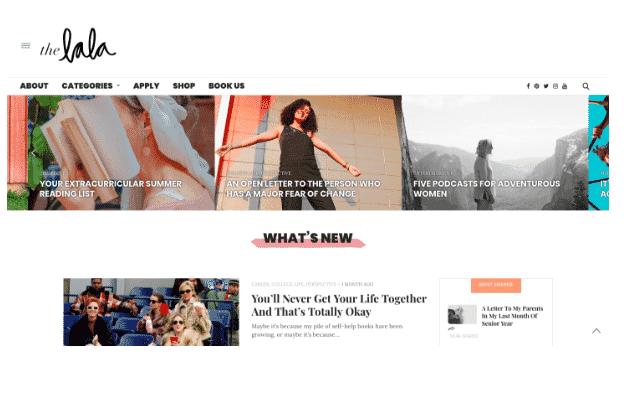 lala blog
