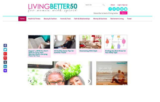 living better 50