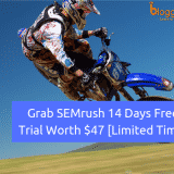 SEMrush Coupon 2018: Here's How to Grab Your 14 Days Free Account (Worth $47)