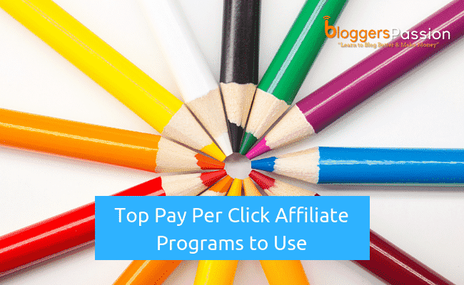 top pay per click programs for 2018