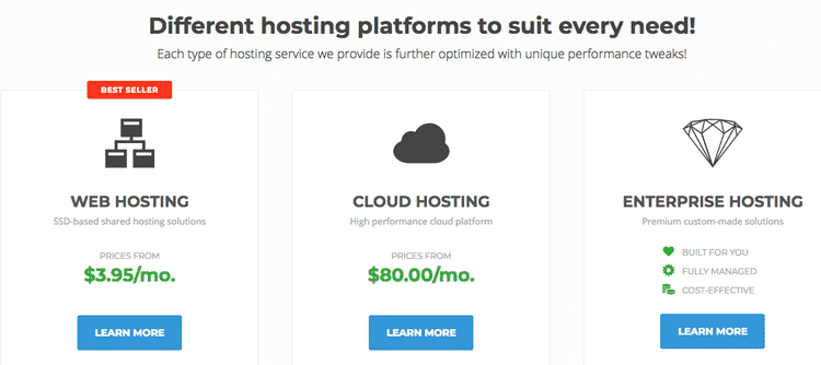 SiteGround hosting exclusive