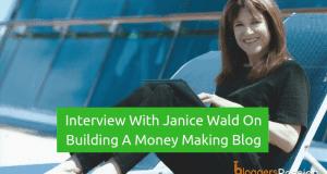 Janice wald interview