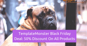 TemplateMonster black friday