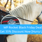 WP Rocket Black Friday 2018 Deal: Get 35% Discount On The #1 WordPress Caching Plugin