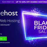 Bluehost Black Friday 2018 Sale: Grab 60% Discount for 36 months