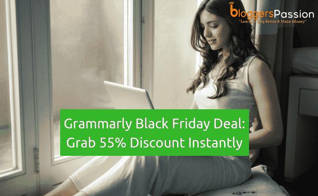 grammarly black friday