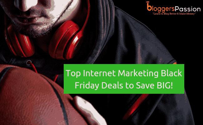 2018 internet marketing Black friday