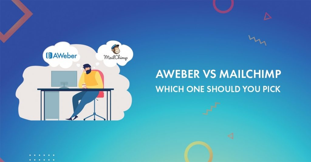 aweber vs mailchimp 2020