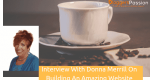 donna merrill interview