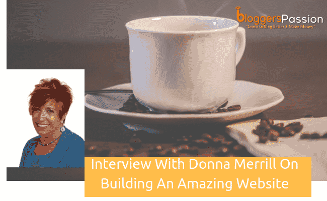 donna merrill interview