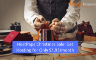 HostPapa Christmas Web Hosting Deal 2018: Get Hosting for Only $1.95/month