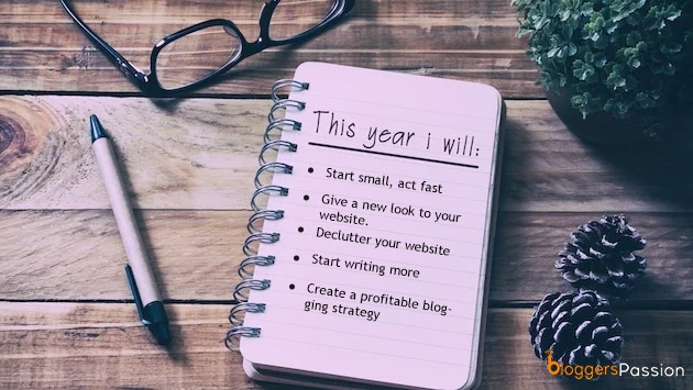 new year resolutions 2019