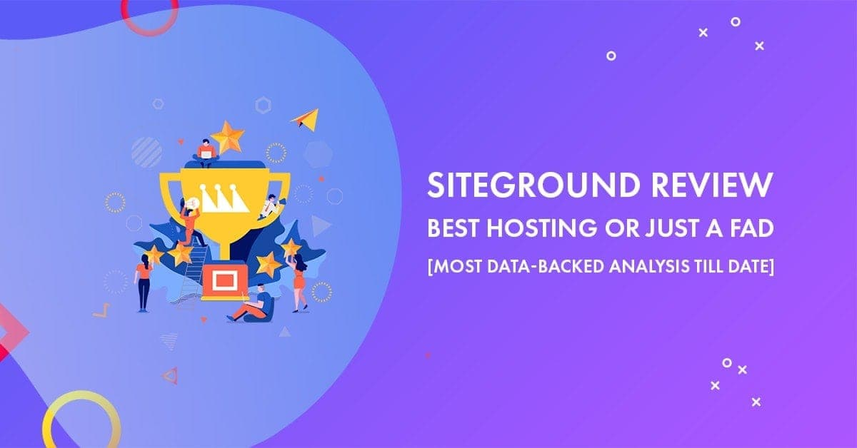 Hosting Siteground  Available For Pickup