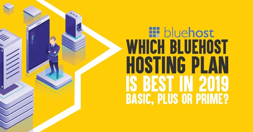 Best Bluehost hosting plans