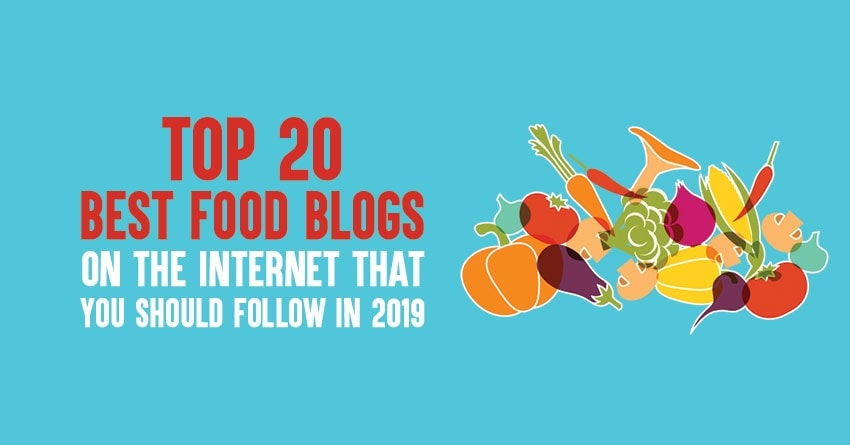 best food blogs for 2019