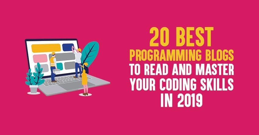 best programming blogs for 2019