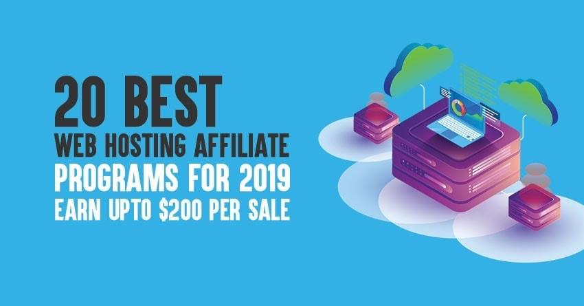 best web hosting affiliate programs for 2019