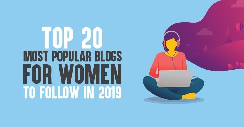 blogs for women in 2019