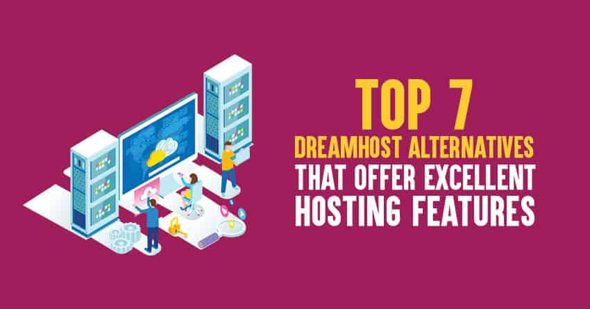 dreamhost alternatives