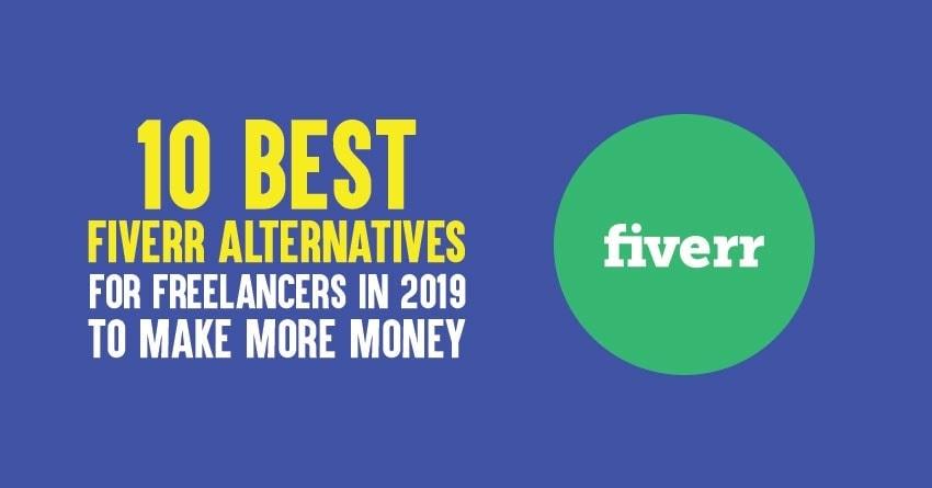 best fiverr alternatives for 2019