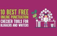 10 Best Free Online Punctuation Checker Tools for Bloggers And Writers