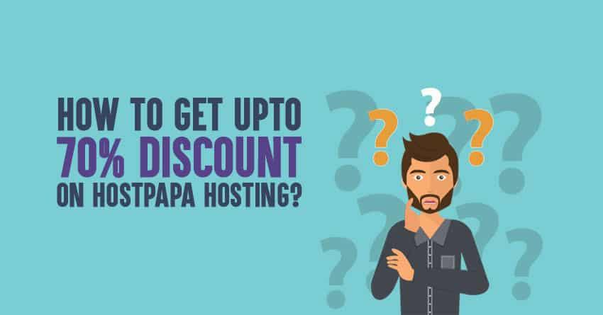 HostPapa Promo Code 2019: Get upto 70% Discount On Hosting?