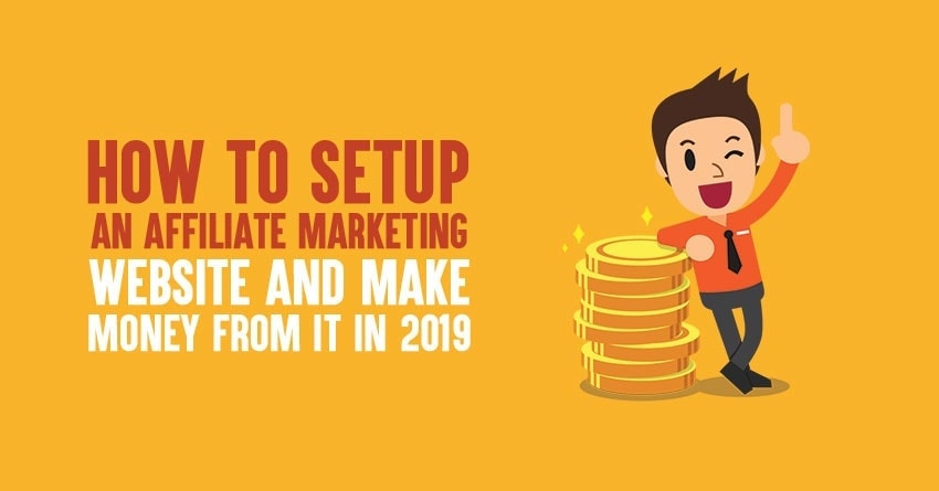 How to Setup An Affiliate Marketing Website