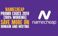 Namecheap Promo Codes 2019 [100% Working]: Save More On Domain And Hosting