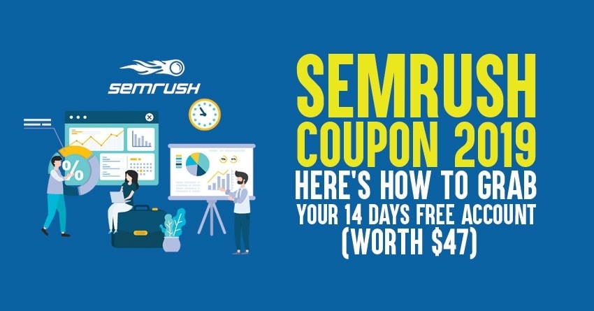 semrush coupon code