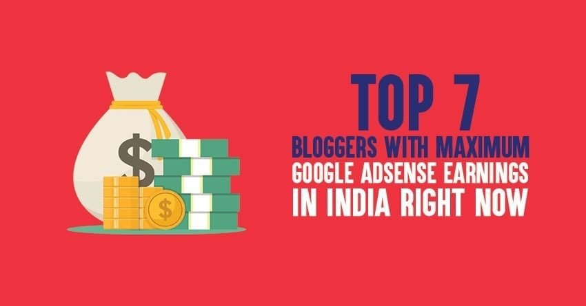 Top websites with maximum Google Adsense Earnings in India