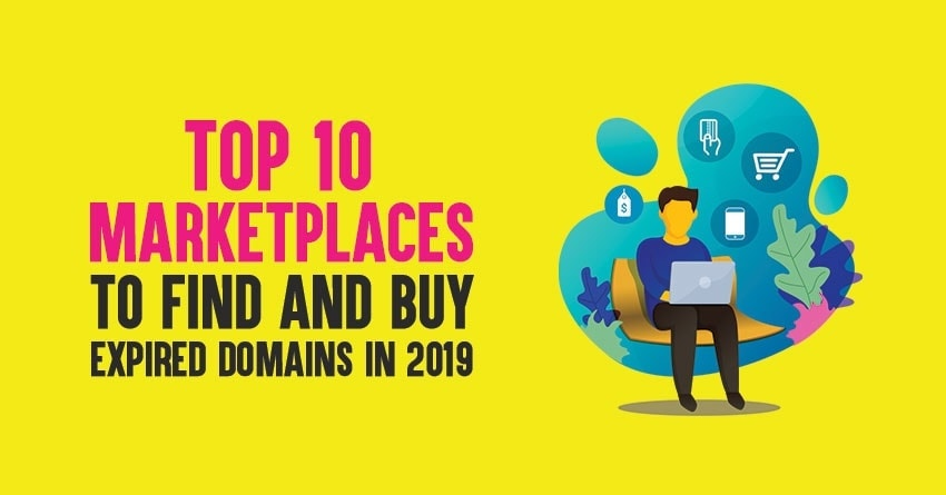 Top sites to buy expired domains